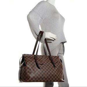 Louis Vuitton Chelsea Tote Damier Ebene